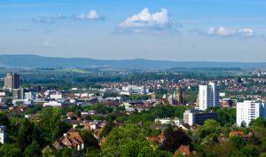 Stadtpanorama Heilbronn
